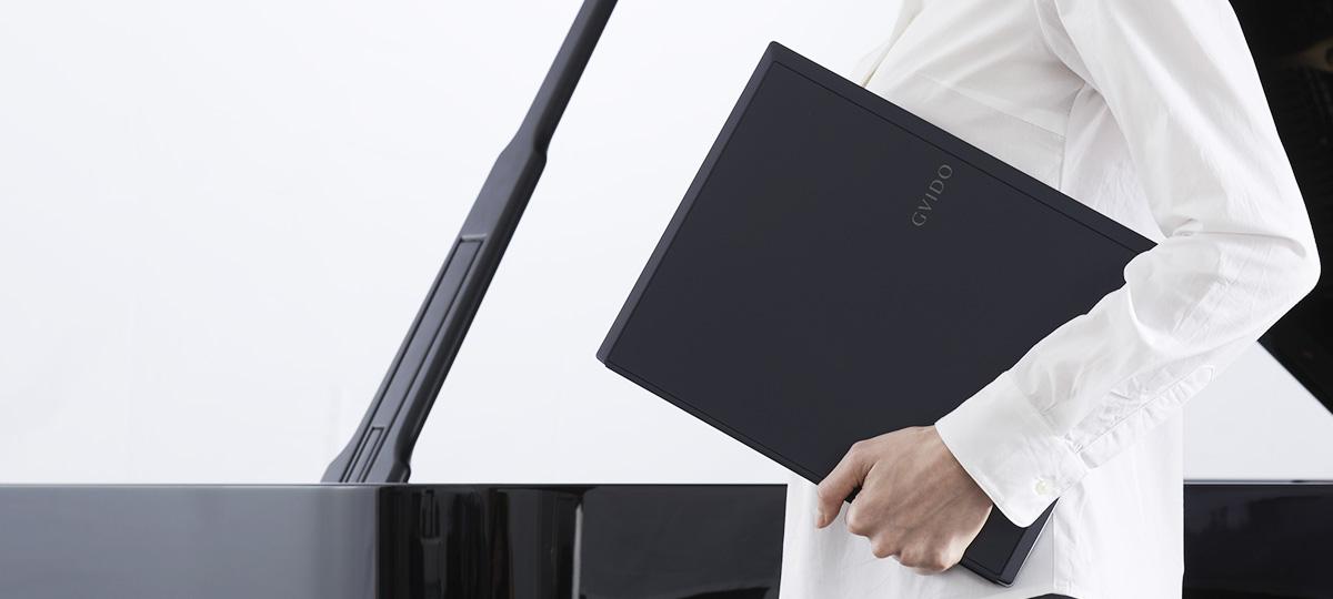 楽譜のデジタル化を通じて、音楽シーンに革命をもたらし、音楽に関わる人々に新しい価値を提供します。